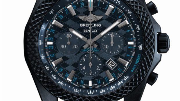 c9f4b1c00d6 Breitling for Bentley GT Dark Sapphire Edition  jóia em formato de relógio